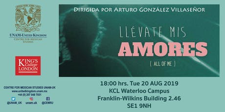 Screening of Llévate mis amores (All of Me) tickets