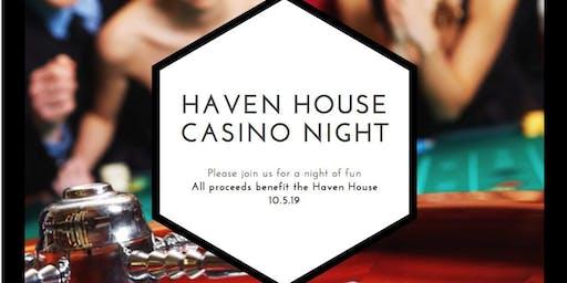Haven House Casino Night