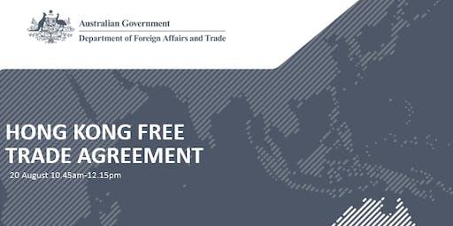 Hong Kong Free Trade Agreement Update