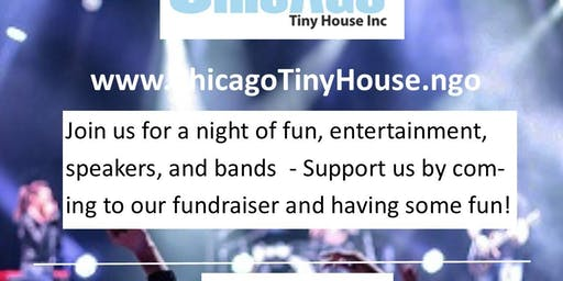 Chicago Tiny House Presents Our Annual Fundraiser