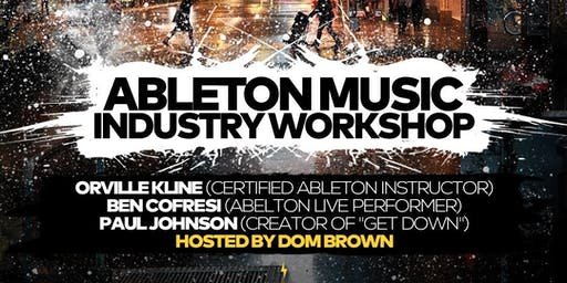 Ableton Workshop Industry Panel // Shure MV88 Giveaway