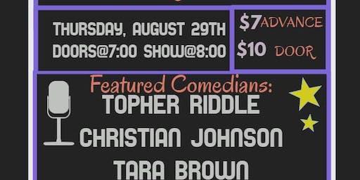 Comedy Night at American Legion