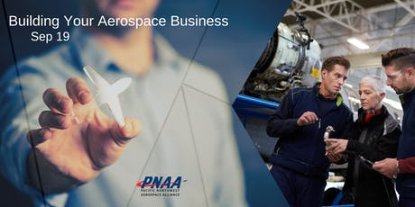 PNAA - Building Your Aerospace Business  tickets