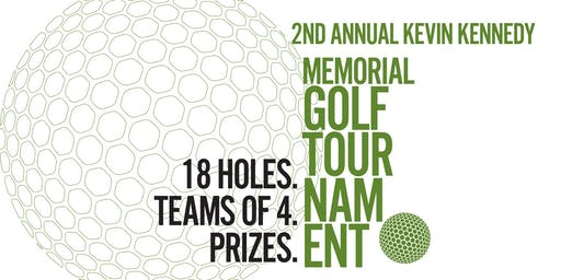 Brix Tavern Sponsored 2nd Annual Kevin Kennedy Memorial Golf Tournament