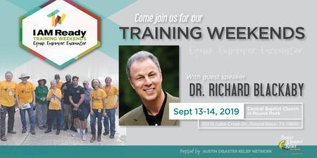 2019 I AM Ready Training Weekend tickets