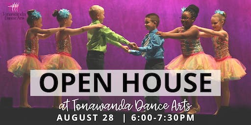 Open House at Tonawanda Dance Arts