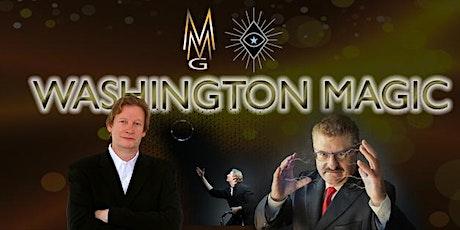 Washington Magic - December 19, 2019 - Special Holiday Show tickets