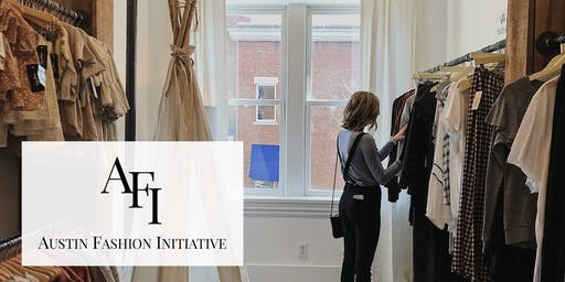 Austin Fashion Initiative @ The Riveter: Independent Retail in Austin