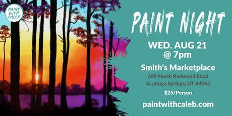 Paint Night at  Smith's Marketplace tickets