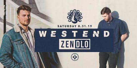 Westend & Zendlo tickets