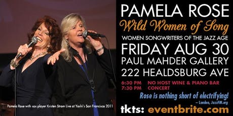 Wild Women of Song tickets