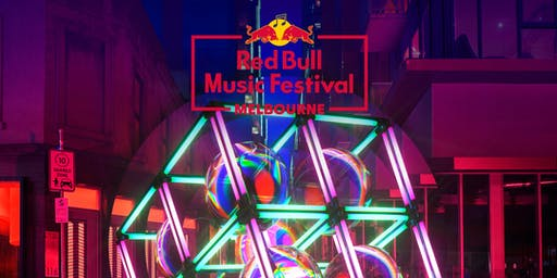 Red Bull Music Festival Melbourne: 1800-DOOF curated by Novel