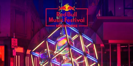 Red Bull Music Festival Melbourne: 1800-DOOF curated by LEFAG tickets