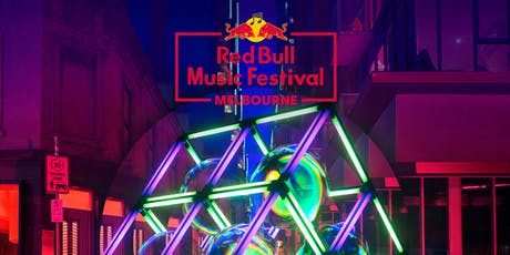 Red Bull Music Festival Melbourne: 1800-DOOF curated by Crown Ruler tickets