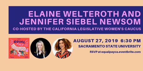 #EqualPayCA with Elaine Welteroth tickets