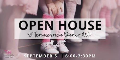 Open House at Tonawanda Dance Arts tickets