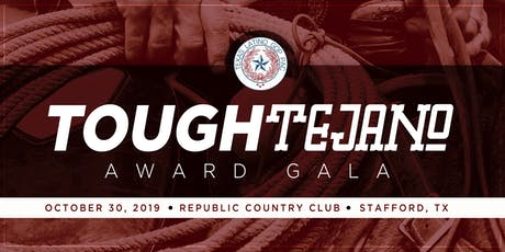2019 Tough Tejano Award Gala tickets