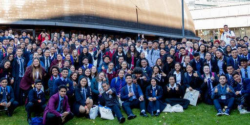 Level Up - Year 9  South Side (University of Auckland)