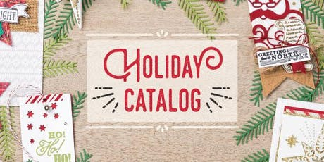 Pink Peeps Holiday Catalog Card Class tickets