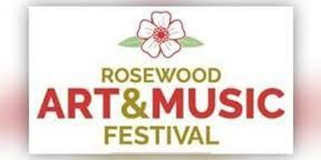 Rosewood Art & Music Festival 2019 Volunteer (Free T-Shirt/Other) tickets