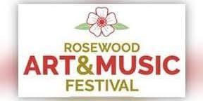 Rosewood Art & Music Festival 2019 Volunteer (Free T-Shirt/Other)