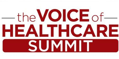The Voice of Healthcare Summit 2020 tickets