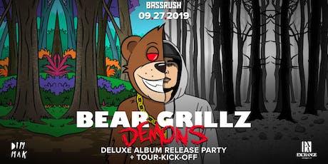 Bear Grillz tickets