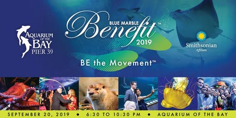 Blue Marble Benefit tickets