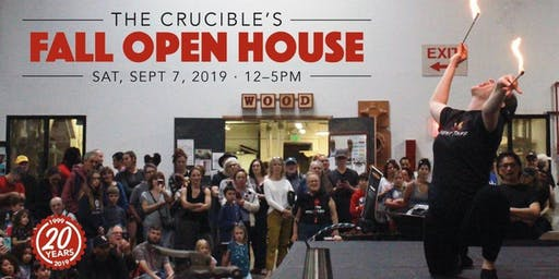 Fall Open House at the Crucible