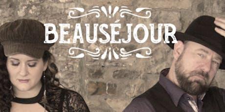 BEAUSÉJOUR - Danny Boudreau et Jocelyne Baribeau billets