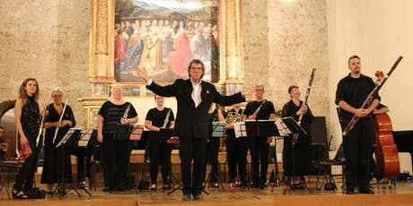 """Wisconsin Wind Orchestra Presents """"WATER MUSIC"""" tickets"""