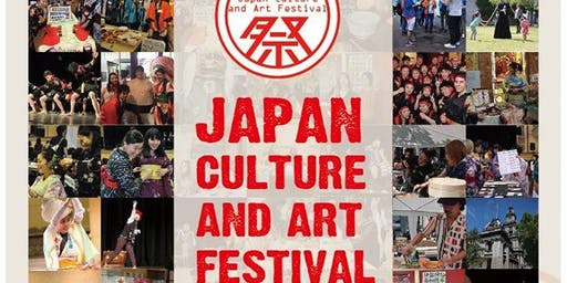 Japan Culture and Art Festival 2019