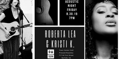 Acoustic Summer Series @ TCCP Roastery tickets