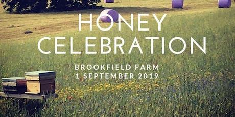 Brookfield Farm Honey Celebration 2019  tickets