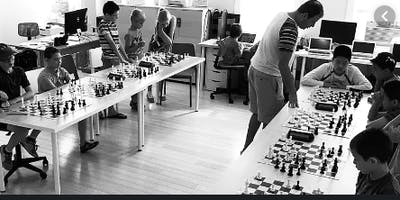 Intellectual Collaboration: The Art of Living, Chess & Computer School