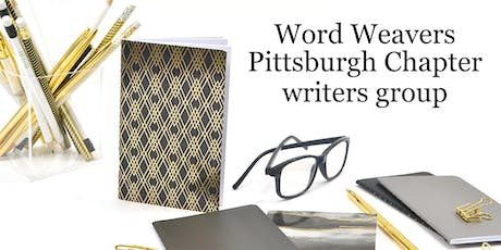 Word Weavers writers critique group tickets