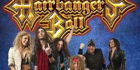 Hairbanger's Ball at Terre Haute Brewing Company tickets