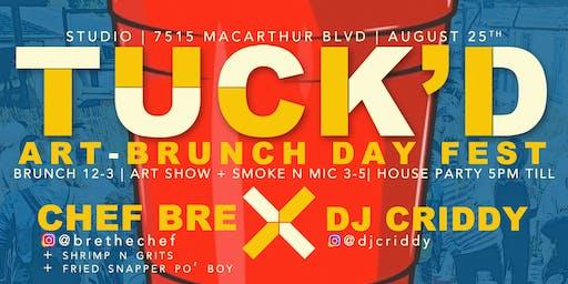 TUCK'D: Art Brunch Day Fest