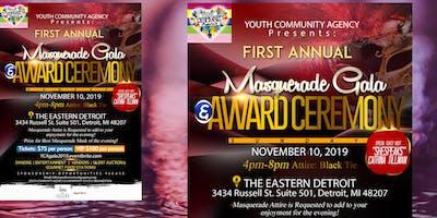 Youth Community Agency: Charity Masquerade Gala & Award Ceremony