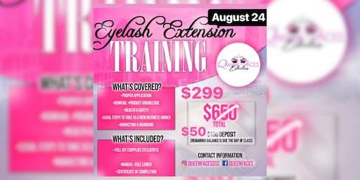 Eyelash Extension Training *Sale*