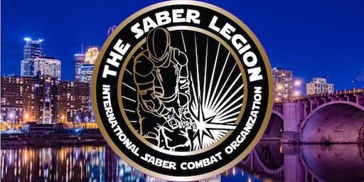 The Saber Legion, International Saber Combat Organization: Batttleground II