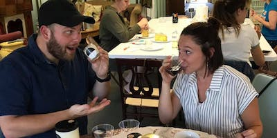 """Copy of Home Again Candles & Iron Hand Vineyard: """"Sip & Sniff"""" Event"""