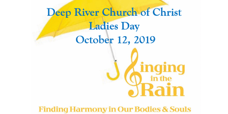 Deep River Church of Christ Ladies Day tickets