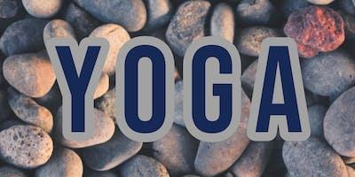 YOGA - BEGINNERS TO INTERMEDIATE [CHAIR YOGA OPTION]  -  Tuesdays 10 TO 11AM  (9/24 to 11/12)