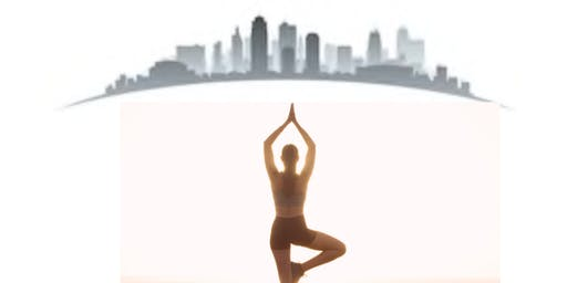 Yoga + Urban Walk with KC Historian