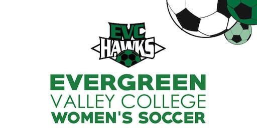 EVC Women's Soccer Alumni Dinner Celebration