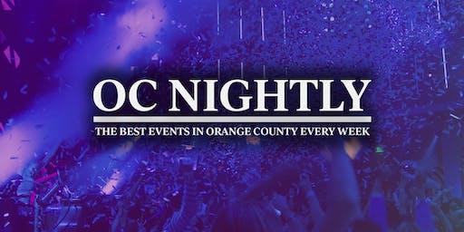 Time Nightclub - NERO - Friday August 30th, 2019 (OC NIGHTLY)