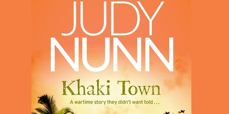 Author Talk: Judy Nunn - Newcastle City Hall tickets
