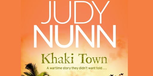 Author Talk: Judy Nunn - Newcastle City Hall