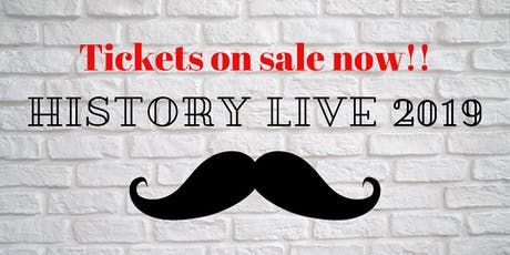 History Live 2019: The J.S. Woodsworth Story tickets